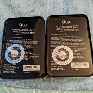 Two Eyeshadow sets